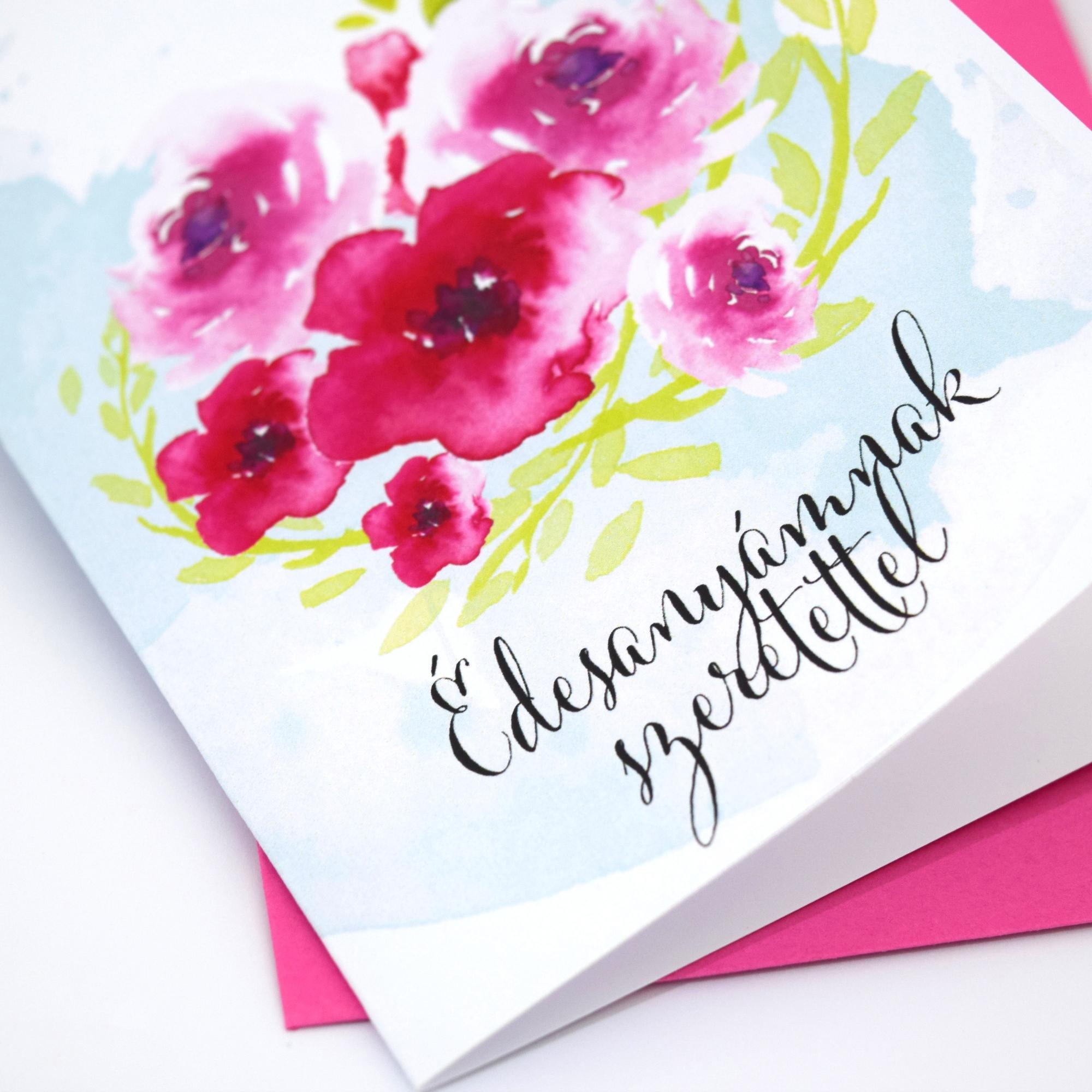 Handpainted, digitalised illustration and graphic design by Eva Farkas-Czifra.